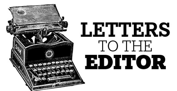 Letters to the editor, November 9, 2017
