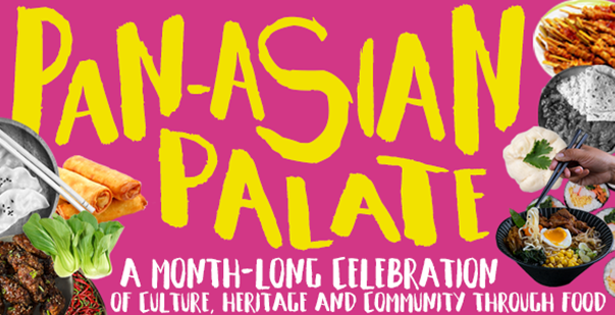 Celebrate Asian Heritage Month with Pan-Asian Palate