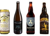 Six beers to keep you warm this winter