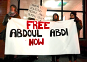 Abdoul Abdi released from custody, still facing deportation