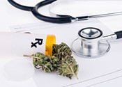 How can I get a pot prescription when I don't have a family doc?