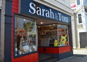 Sarah & Tom accessorizes a growing Halifax with Asian pop culture