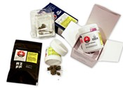 Legal cannabis over-packaged