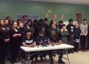 Halifax activists speak out against racism in Ottawa