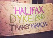Halifax's Dyke and Trans March goes beyond capitalism with a fun rainbow