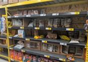 A Hurricane Dorian grocery list for procrastinators