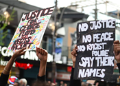 Keep showing up for Black Lives Matter with more events