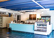 New cafe in Keshen Goodman Library builds community through food