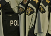 It's quite easy to get RCMP and HRP memorabilia online