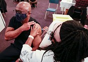 """Vaccine clinics """"for us, by us"""" in ANS communities have given over 600 doses"""
