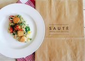 Sauté brings meal subscription to the table