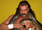 "Q&A with Jake ""The Snake"" Roberts"
