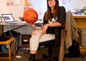 Where I Work: Lisa Lipton