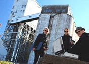 Taking the grain elevators to dynamic new heights