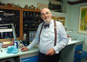 Doctor who? Meet the saviour of HRM's clocks