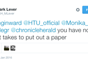 The <i>Chronicle Herald</i> is getting snippy on Twitter