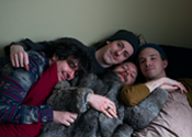 "Meet Halifax's newest ""lazy pop"" band Strongboy"