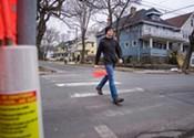 Crosswalk flags a success despite bureaucratic obstruction