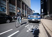 Halifax Cycling Coalition wants protected bike lane on South Park