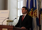 Nova Scotia government aims to please with balanced budget