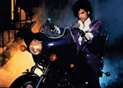 On Monday, you can see Prince's <i>Purple Rain</i> in theatres