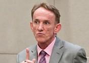 Reg Rankin won't re-offer in October's municipal election
