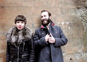 Colin Stetson and Sarah Neufeld
