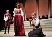 Play review: <i>Goodnight Desdemona (Good Morning Juliet)</i>