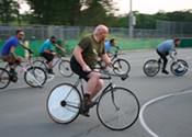 Three sports in the Halifax hipster olympics