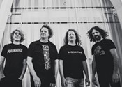 Voivod returns to '80s roots