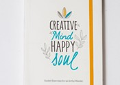 SHOP THIS: <i>Creative Mind, Happy Soul</i>