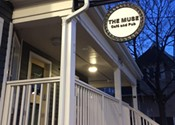 The Muse offers an alternative, safe-space for students