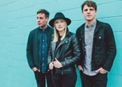 Port Cities cast off with new album