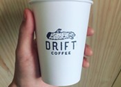 Drift Coffee heats up