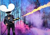 Deadmau5 w/Reeny Smith, Matt Mays, Ashelin, Izabelle Ouellet