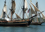 Tall Ships gets funding boost