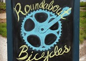 Take a ride with Roundabout Bicycles