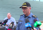 Rear admiral apologizes for Proud Boys' behaviour