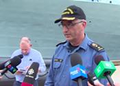 Rear admiral apologizes for Proud Boys' behaviour