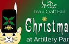 Christmas at Artillery Park