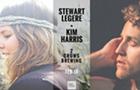 Stewart Legere + Kim Harris