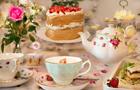 Victoria Day tea party