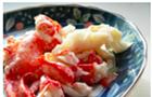 Lobster or ham supper