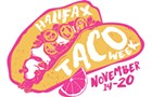 The taco the town