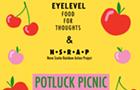 Public potluck picnic