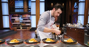Meet Dartmouth's MasterChef  runner-up, Andy Hay