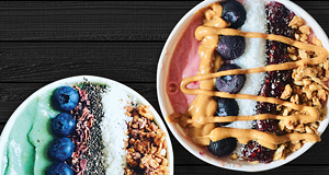 Bliss Bowls blends beautiful nourishment