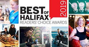 The 25th annual Best of Halifax Readers' Choice Awards winners