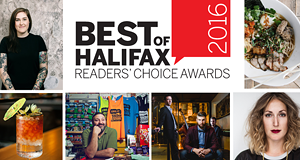 Welcome to the Best of Halifax Readers' Choice Awards 2016