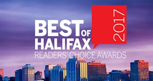 Best of Halifax 2017 voting is closed